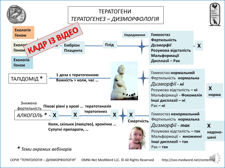 Клінічна тератологія