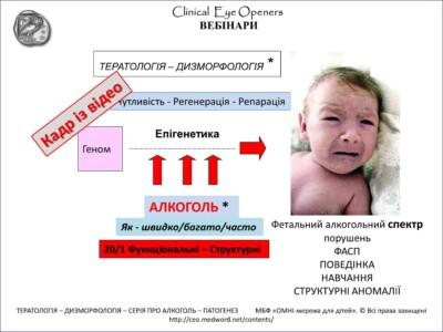 Діти та алкоголь: патогенез